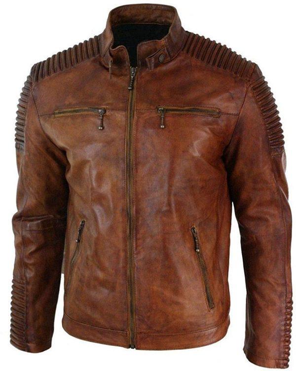 Distressed Biker Jacket, Vintage Distressed Leather Jacket, Distressed Leather Jacket Mens, Distressed Leather Motorcycle Jacket, Distressed Jacket Mens