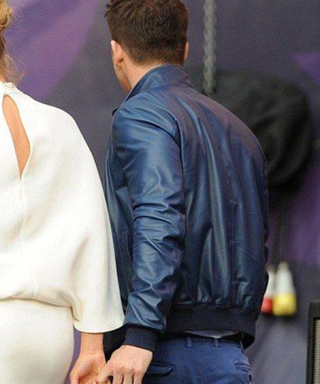 27 Times Ryan Reynolds Leather Jacket for Men