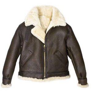 RAF B3 Bomber Jacket, ww2 b3 bomber jacket, b3 aviator jacket, b3 aviator bomber jacket, aviator b3 jacket
