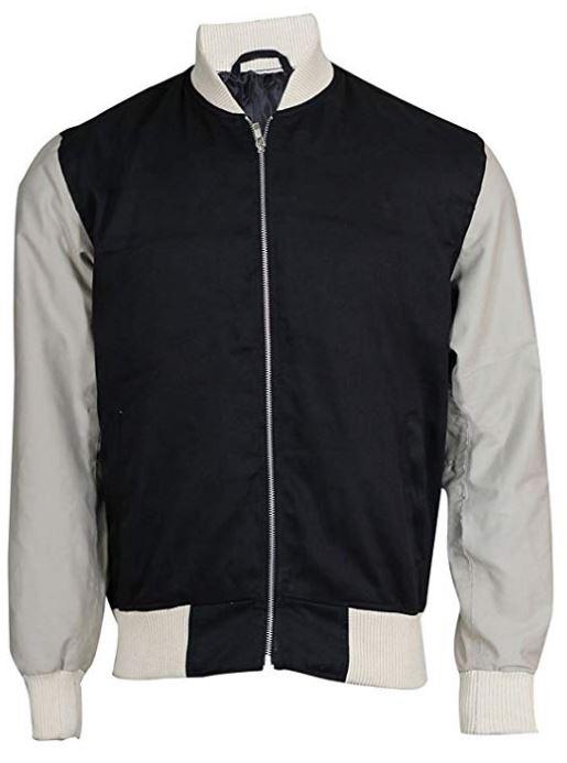Baby Driver Jacket, baby driver bomber jacket, baby driver varsity jacket, Letterman Jacket, classic varsity baby driver jacket