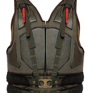 Bane Tom Hardy vest dark knight vest Tom Hardy vest Bane Dark Vest Bane Vest dark knight rises movie and his leather vest