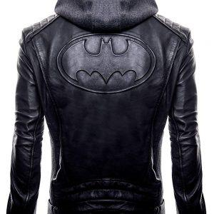 batman Motorcycle Jacket batman leather jacket batman jacket mens batman motorcycle jacket vintage motorcycle jacket