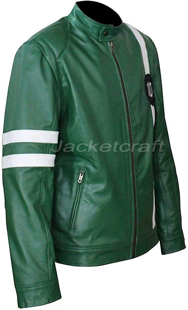 Ben 10 leather jacket