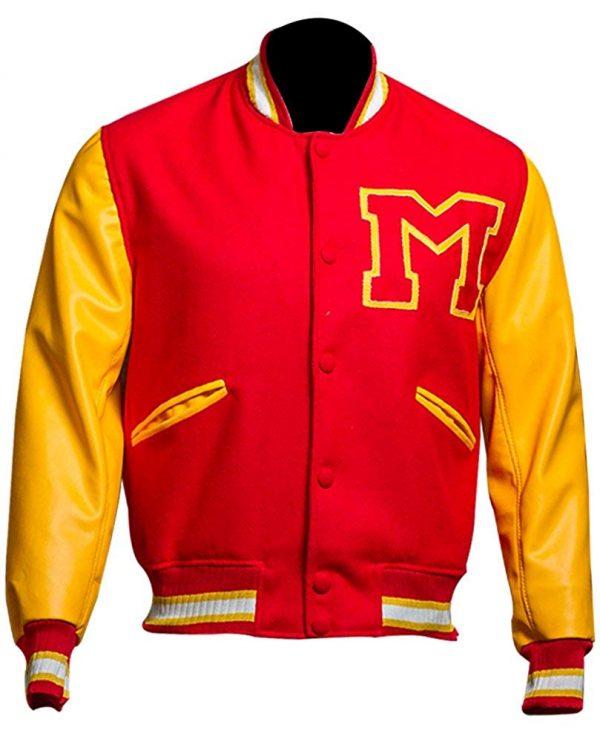 Michael Jackson Varsity Jacket Michael Jackson's Thriller Jacket Michael Jackson Thriller Letterman Jacket Michael Jackson Varsity Thriller jacket Michael Jackson jacket