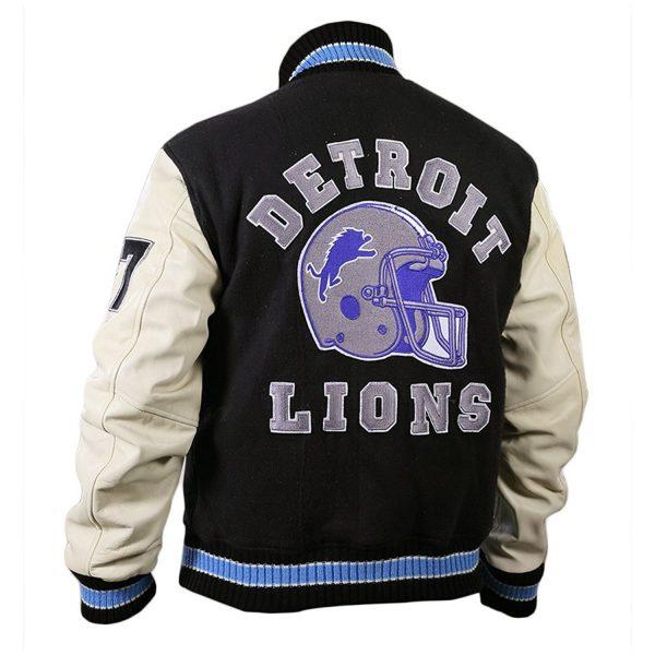 beverly hills cop jacket, Beverly Hills Cop 2 Lions jacket, Axel Foley Lions jacket, Detroit Lions jacket, beverly hills cop lions jacket